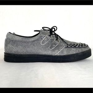 TUK SZ 10 CREEPERS Textured Suede, Mens, Punk